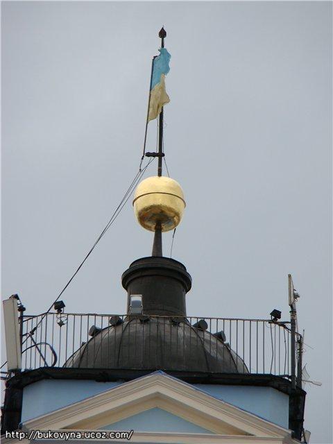 Chernivtsi (Czernowitz) City Hall; Черновицкая ратуша; Чернівецька ратуша