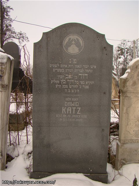 Jewish Cemetery in Chernivtsi (Czernowitz), Ukraine; Еврейское кладбище в г.Черновцы (Украина); Єврейське кладовище у м.Чернівці