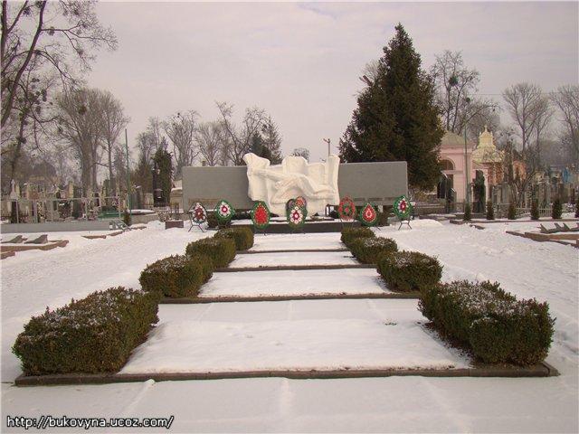 Russian Cemetery in Chernivtsi (Czernowitz), Ukraine; Русское кладбище в г.Черновцы (Украина); Руське кладовище у м.Чернівці