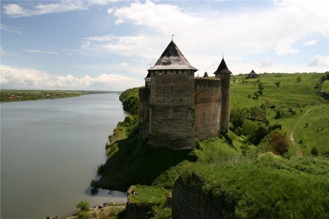 Khotyn (Hotyn, Hotin) Fortress, Chernivtsi oblast, Ukraine; Крепость в г.Хотин, Черновицкая область, Украина; Хотинська фортеця